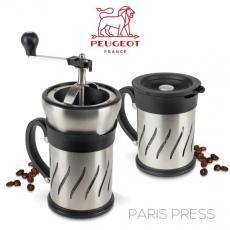 moulin à café Paris Press  (Moulin à café et cafetière à piston 2 en 1)